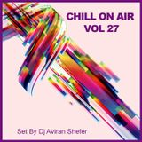 Chill On Air Vol 27