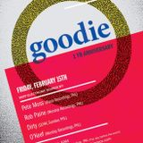 Okeef live at goodie 1 yr. Anniversary - 2013