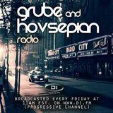 Grube & Hovsepian Radio - Episode 074 (18 November 2011)