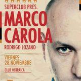 Marco Carola @ Lima (2014.11.28)