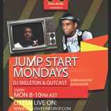 Jump Start Mondays on Xclusive One Drop  03/04/2017