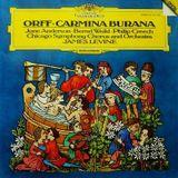 Carl Orff:Carmina Burana(Chicago Symphony Orchestra,James Levine)