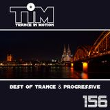 Trance In Motion 156