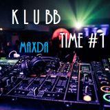 K L U BB TIME # 1