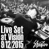 Live Set at Sound Museum Vision (Tokyo) 2015/09/12