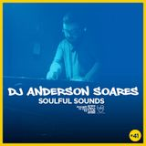 DJ Anderson Soares Soulful Sounds #41 - Handz On Radio