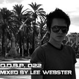 Digital Delight Barcelona Podcast 022 (Mixed by Lee Webster)