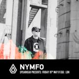 Nymfo (Commercial Suicide, Dispatch Recordings) @ Spearhead Presents 19th May Promo Mix (07.04.2017)