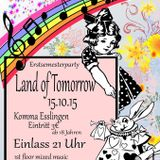 Linus Pryne@ Land of Tomorrow - Erstiparty
