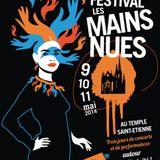 Festival Les Mains Nues - 10 mai 2014