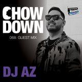 Chow Down : 068 : Guest Mix : DJ AZ