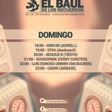 Aequus R presenta El baúl de los recuerdos 2015 (Tributo a Tiësto)