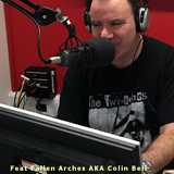 The Jamie Heaney Show Feat Fallen Arches AKA Colin Bell,12th Dec 2018