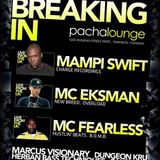 Mampi Swift in Amsterdam 17/09/2010 BREAKING IN Promo Mix