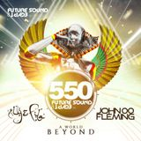 Aly & Fila – FSOE 550 - A World Beyond (CD 2) (Continuous DJ Mix)