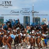 DJ TNT Minicast  - 2014 Toronto Carnival/Caribana Edition (Live Soca Mix)