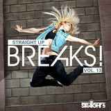 Zera - Straight Up Breaks Vol13. (Official Promo Mix)