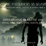 Arthur Sense - Esoteric Frequencies #044: Experimental Battle #010 [July 2015] on tm-radio.com