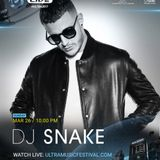 DJ Snake - LIVE @ Main Stage, Ultra Music Festival Miami, 26/03/17