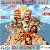 SUMMER DANCE 2013 VOL 1 - DJ ROBY J