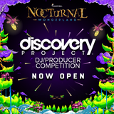 DJ Wall - Discovery Project: Nocturnal Wonderland 2016