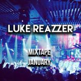 Mixtape January 2016 - Luke Reazzer