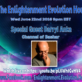 The Enlightenment Evolution Hour w/Guest Darryl Anka 6/22/16