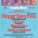 Roger Sanchez @ Peter Pan (Riccione) - Angels of Love  - 17 08 2001
