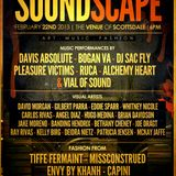 DJ Sac Fly - Selections from SoundScape 2.22.13 @ Venue of Scottsdale