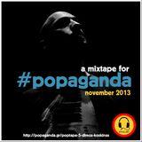 A mixtape for #popaganda