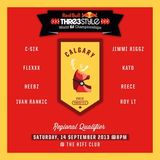 DJ Heebz - Canada - Calgary Qualifier
