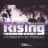 Rising Radio Show 001 by RI5E & 5HINE
