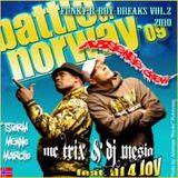 DJ Mesia - Funky B Boy Breaks II