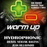 RASTYN & P.E.D.R.O. - B2B - live @ official PlusMinus WarmUp (25.02.012)