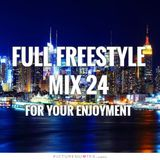 FULL FREESTYLE MIX 24 2015 - DJ Carlos C4 Ramos