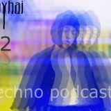 Hippyhai Podcast 22 - TECHNO - Directions mix