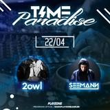2owl - Time Paradise (22/04/2017)