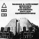 Hanson & Schrempf @ K2 Bunker Flugplatz Preschen - 23.02.2002