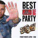 DJ EGO- BEST DAMN PARTY MIX 19 JAN 19 | 98.7 THE BEAT (CLEAN)