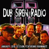 Roommate - Dub Siren Radio (Jan 2015)