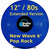 Anestis @ Shelter Radio - 12'' Extended Version - New Wave k' Pop Rock - Show 08-01-2018