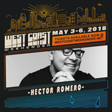 Hector Romero - Exclusive Mix for West Coast Weekender 2018