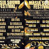 Markin @ Loquera Masia Sound Festival 21.11.15