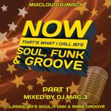 Now That's What I Call 80's Soul, Funk & Rare Groove Pt1