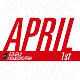 #BsideRadio Apr 1st Half @DJKDAB