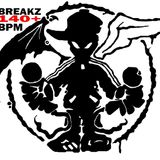 DJ REDSTER - EARLY BREAKZ 140+ BPM