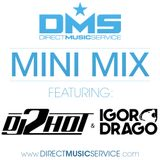 DMS MINI MIX WEEK #241 DJ 2HOT & IGOR DRAGO (HALLOWEEN EDITION)