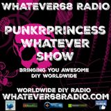 PunkrPrincess Whatever Show recorded live 10/7/2017 only @whatever68.com