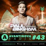 #43 PAUL BINGHAM - AVANTINOVA