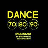 DANCE 70 80 90 MEGAMIX BY STEFANO DJ STONEANGELS